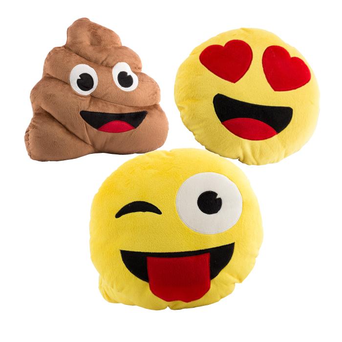 Emojikuddar - Flera varianter