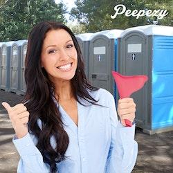 Urinal för Kvinnor - Peepezy
