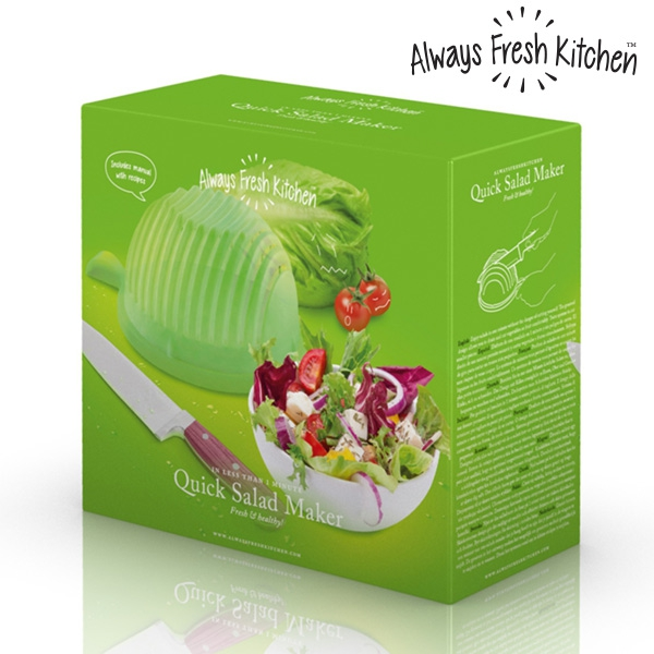 Quick Salad Maker - Multifunktionell