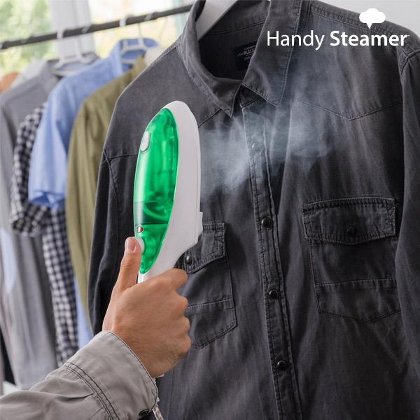 Vertikalt Ångstrykjärn ångar kläder