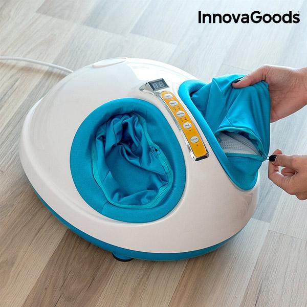 Uppvärmd Fotmassage-maskin Relax Cushion