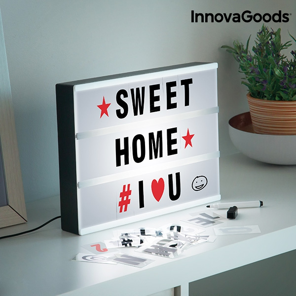 Cinema Lightbox Innova Goods