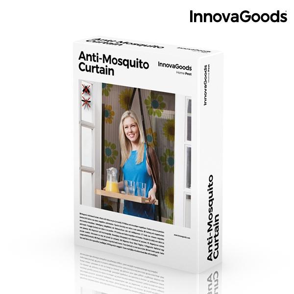 Myggnätsdörr med Magneter InnovaGoods
