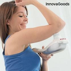 Massageapparat med infraröd LED