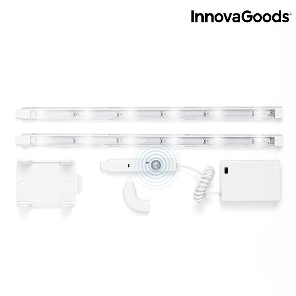Rörlampa med Rörelsesensor LED (2 st)