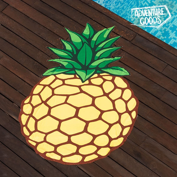 Badhandduk Ananas