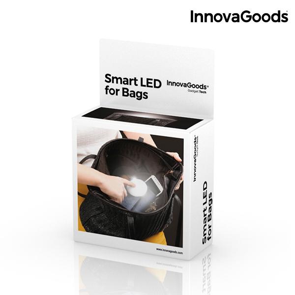 Smart LED Väsklampa
