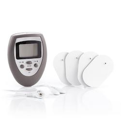Mini TENS Elektrisk Stimulator Smärtlindring