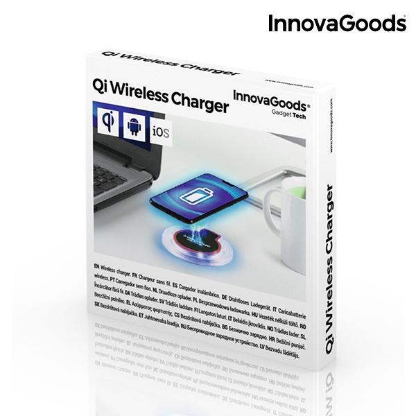 Qi Trådlös Laddare för Smartphone