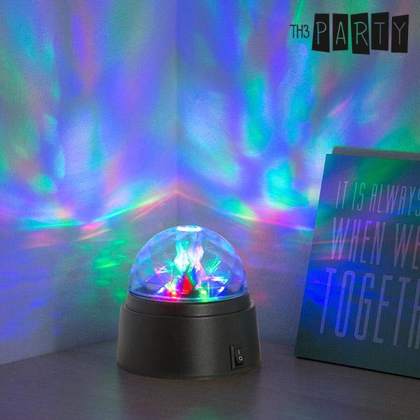 Stående Roterande Discolampa LED för barn
