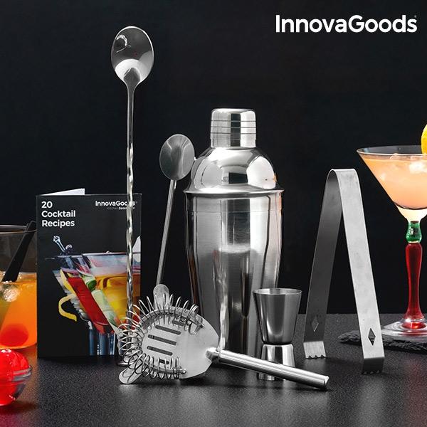 Cocktailset med Receptbok