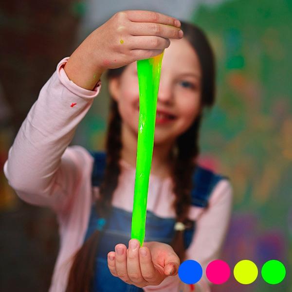 Neon Slime 3-pack