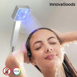 Ekovänlig LED-dusch