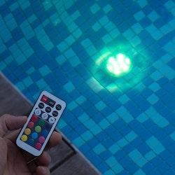 Vattenlampa Aqualight LED RGB