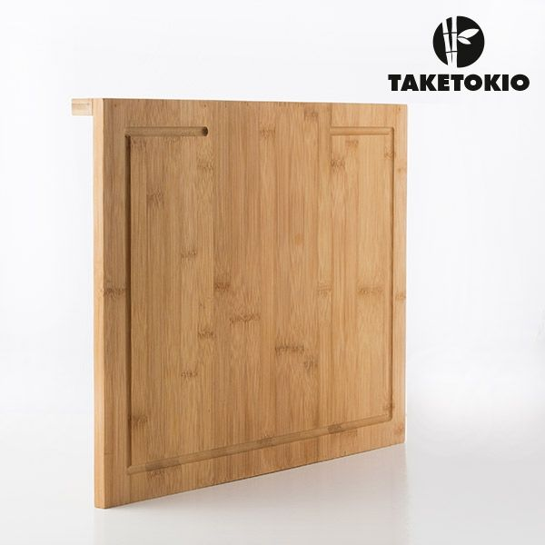 Skärbräda av Bambu 45 x 35 cm