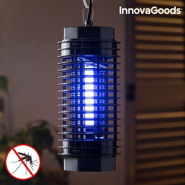 Mygglampa med UV ljus för mygg och insekter