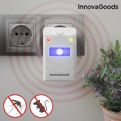 Avskräckare mot Insekter och Gnagare med Elektriska Pulser