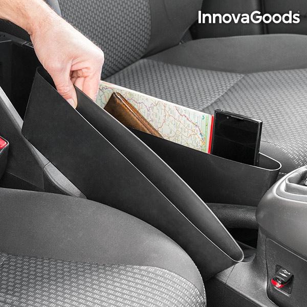 Organiser i bilen med extra fack