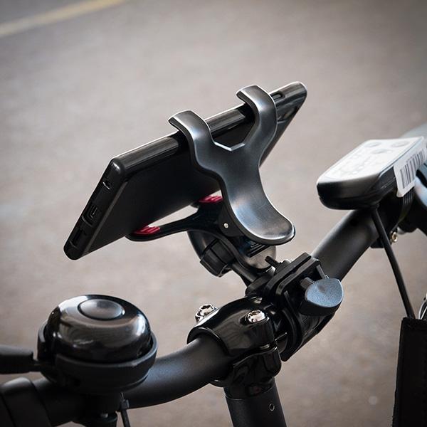 Mobilhållare för Cykel på ratt