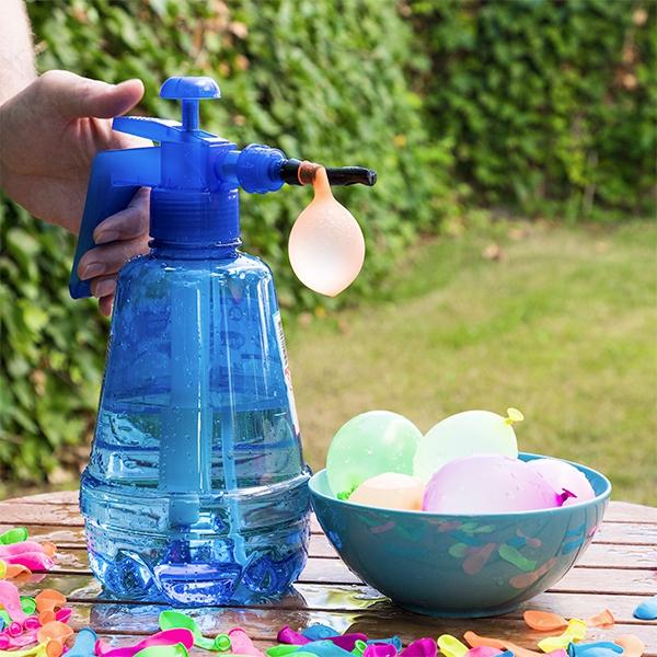 Vattenballonger med Pump 100 st