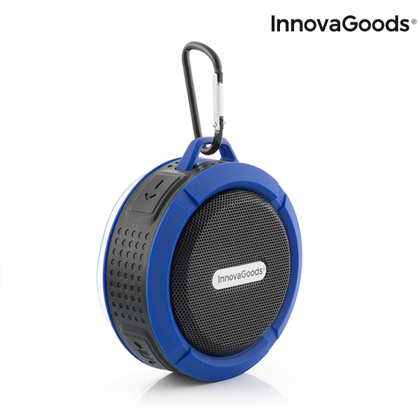 Trådlös Vattentät Bluetooth Högtalare