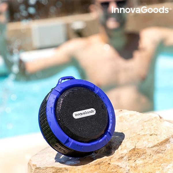 Trådlös Vattentät Bluetooth Högtalare för poolen
