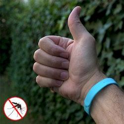 Antimygg-armband med Citronella