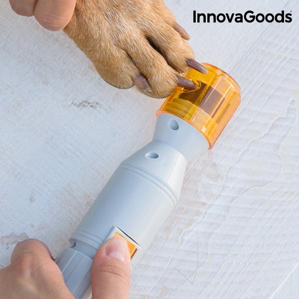 Elektrisk Klofil för Husdjur filar klorna