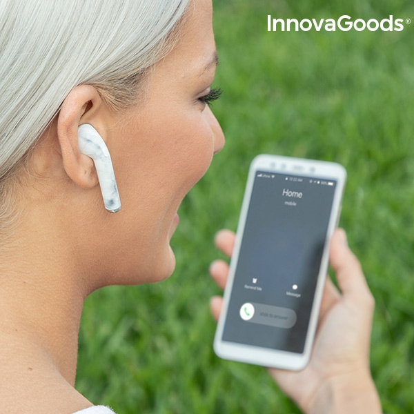 Smarta hörlurar med trådlös teknik