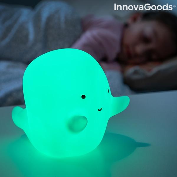 Nattljus spöklampa