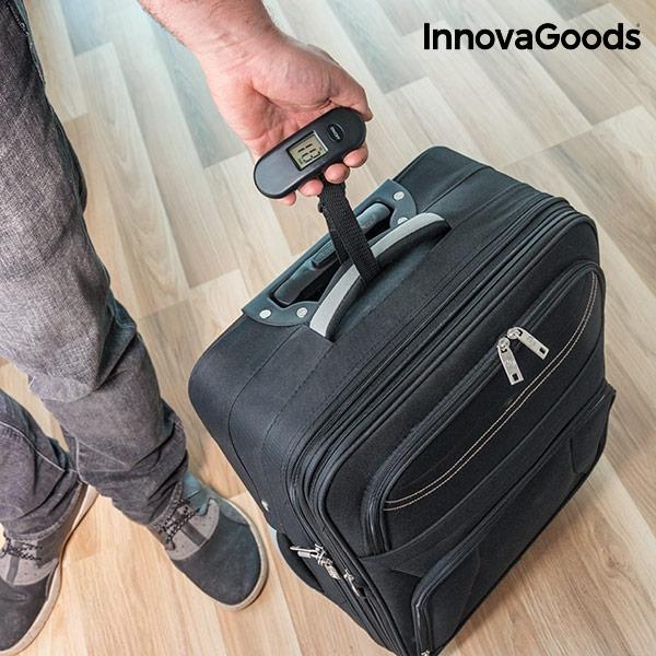 Digital resevåg för bagage