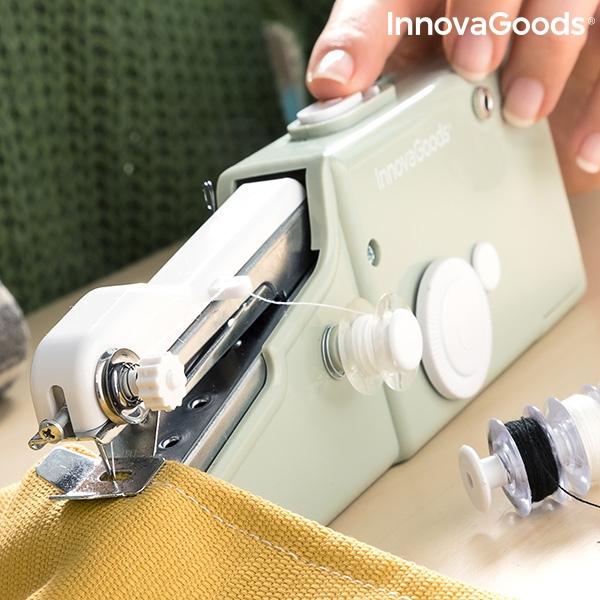 Medtagbar symaskin för hem och resa
