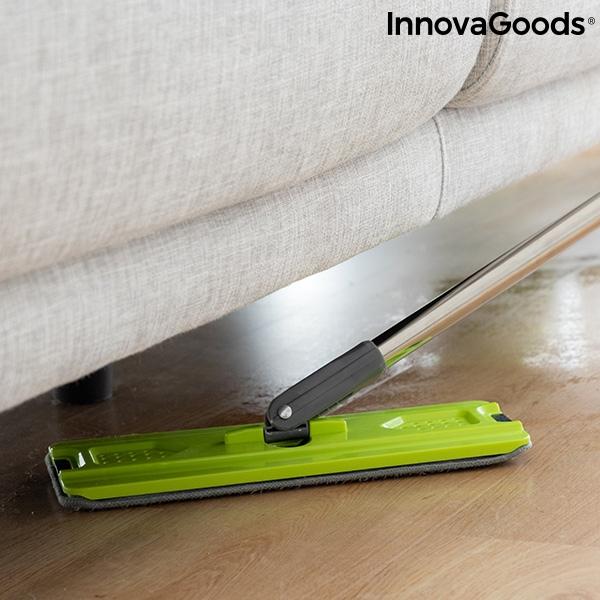 mopp för att rengöra under soffa