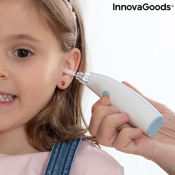 elektrisk öronrensare för barn