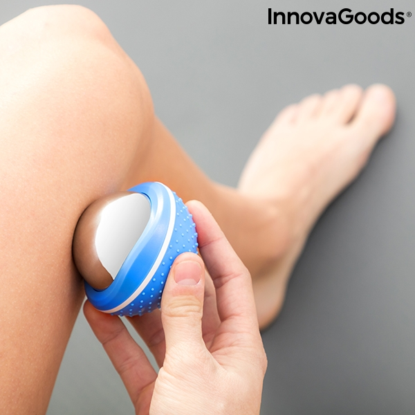 Massagekula med kylande effekt för hela kroppen
