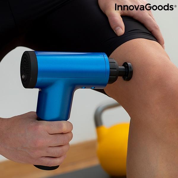 Massagepistol för värk i benen