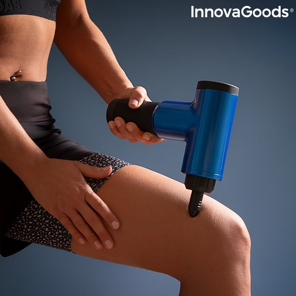 Massagepistol - Massage gun för muskelvärk