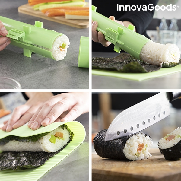 gör sushi hemma med några enkla steg