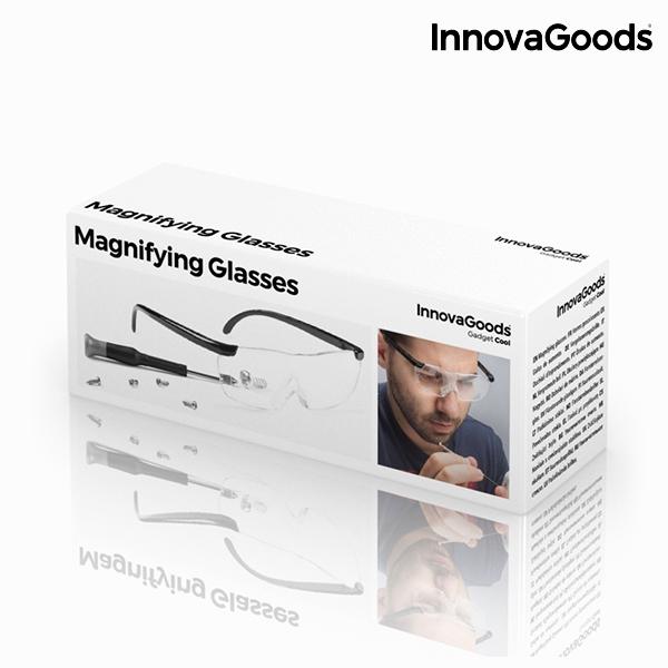 Förstoringsglasögon +60% InnovaGoods