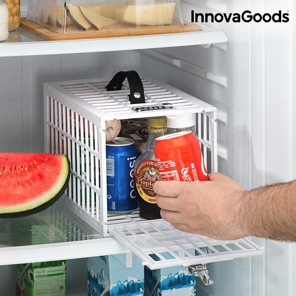 Kylskåpslåda med Lås