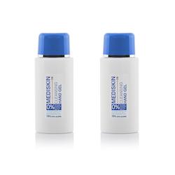 Desinfektionsgel för Händer Handsprit 100 ml 2-pack