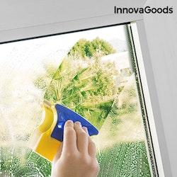 Magnetisk Fönstertvätt med Skrapa