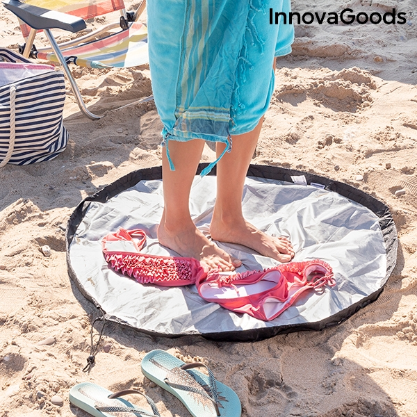 Vattentät Omklädningsmatta Gymbag