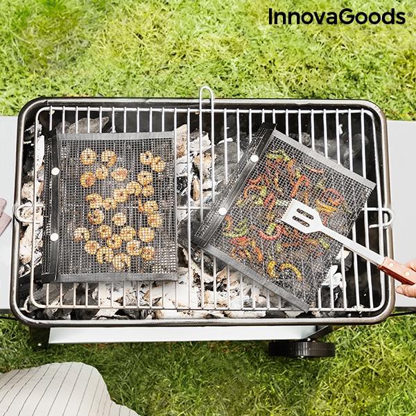 2-pack grillnätpåsar