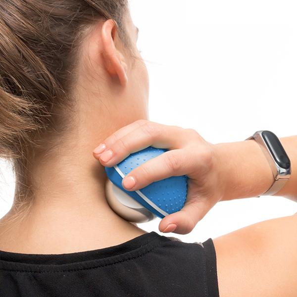 Massagekula terapi kylande effekt