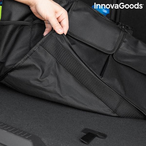 Praktisk förvaringslåda för bilen som kan vikas