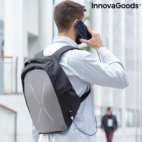 Stöldsäcker ryggsäck för jobbet och resor