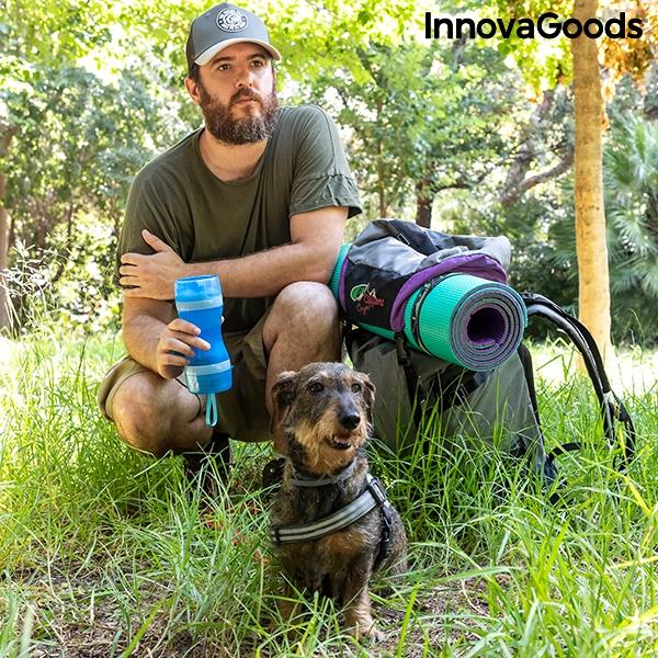 Flaska för husdjur bra för utflykt