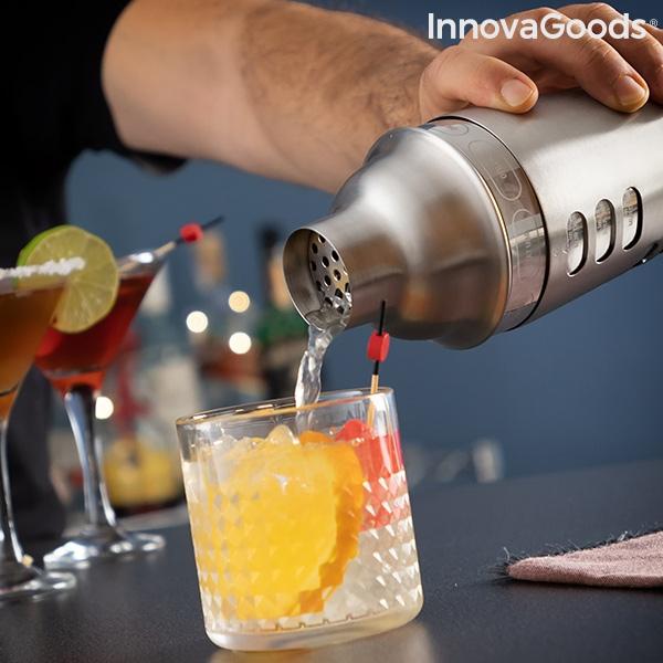 Cocktailshaker med Recept