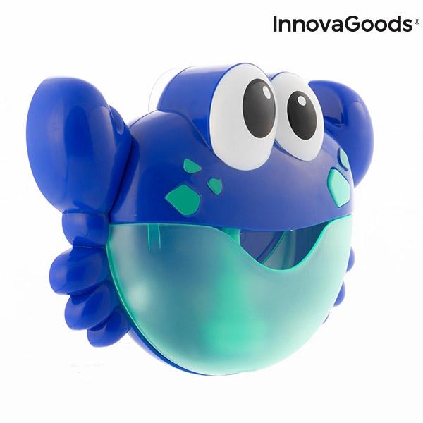 Badleksak med Bubblor och Musik Crabbly